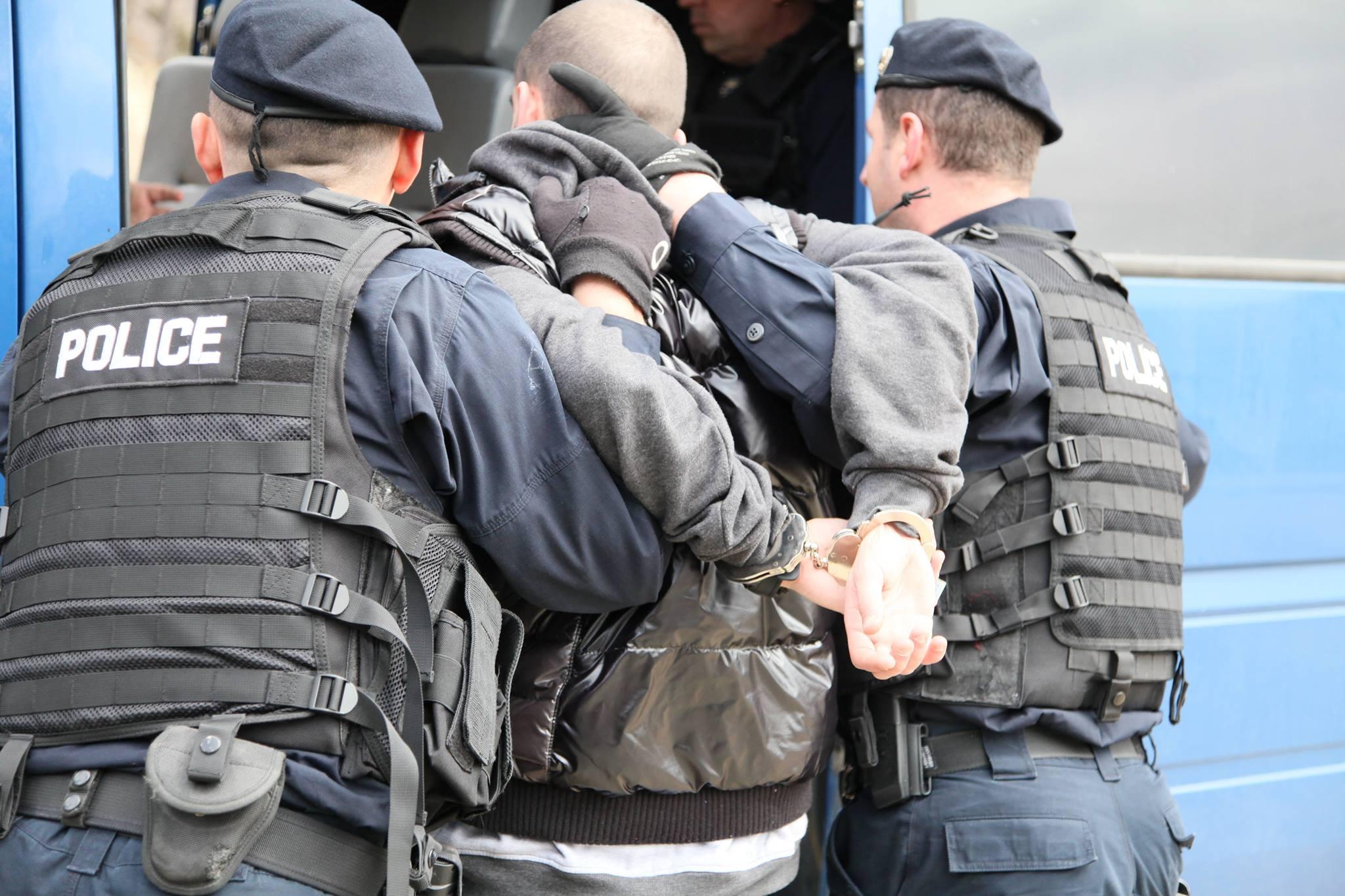 Kosovska policija hapšenje Srba u Gnjila nu KBS