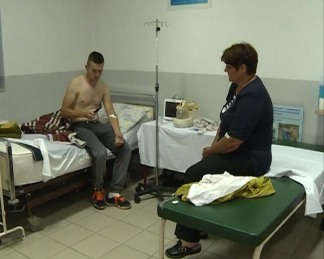 Povređeni biber sprejom