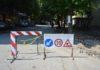 radovi u ulici Ive Lole Ribara