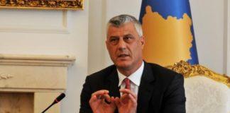 Poslanik Samoopredeljenja traži sme nu Hašima Tačija jer kaže da je zatražio da se crvene linije uklone prema Srbiji