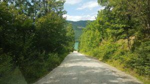 Put šuma jezero gazivode