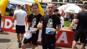 Trail race Kopaonik Srđan i Danilo Košanin