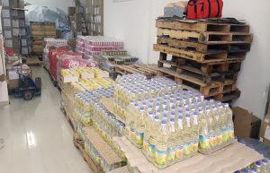 Pomoć Delija (Foto Opština Gračanica)