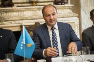 Zamenik premijera Kosova Enver Hodžaj