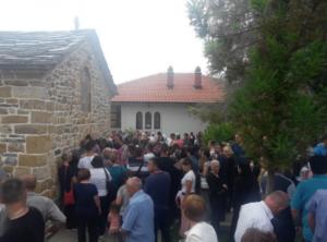 "Zočište hramovna slava RTK"""
