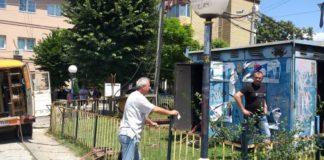 Struja Otklanjanje kvara foto radio Kosovska Mitrovica