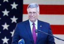 Novi ambasador na Kosovu Philip S. Cosnett