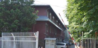 Policijska stanica u Kosovskoj Mitrovici