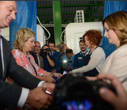 Apostolova, Vahutin i zamenici premijera Kosova i Albanije otvaraju Morinu