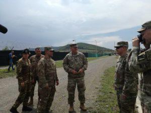U Noting Hilu danas je bio i komandant Bondstila Nik Dučić/Foto: KoSSev