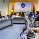 Tači informise kosovsku vladu o dijalogu u Briselu (Vlada Kosova/ilustracija)