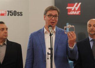 Aleksandar Vučić, Referendum