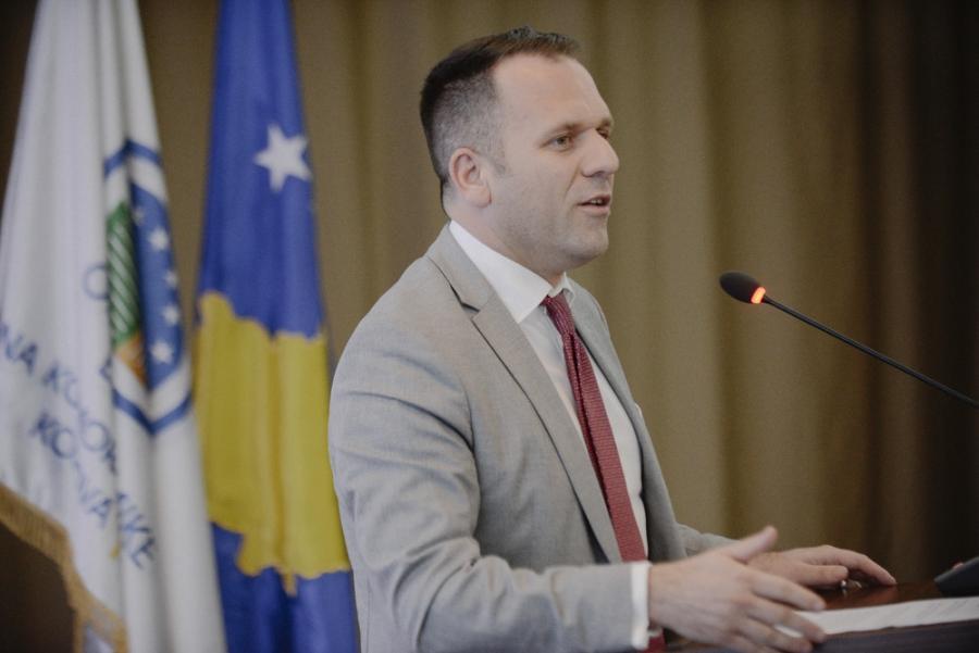 berat rukici, Privredna komora Kosova