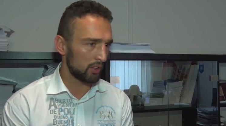 Nekadašnji reprezentativac a sadašnji selektor reprezentacije Crne Gore u boksu - novi diplomac DIF-a u Leposaviću