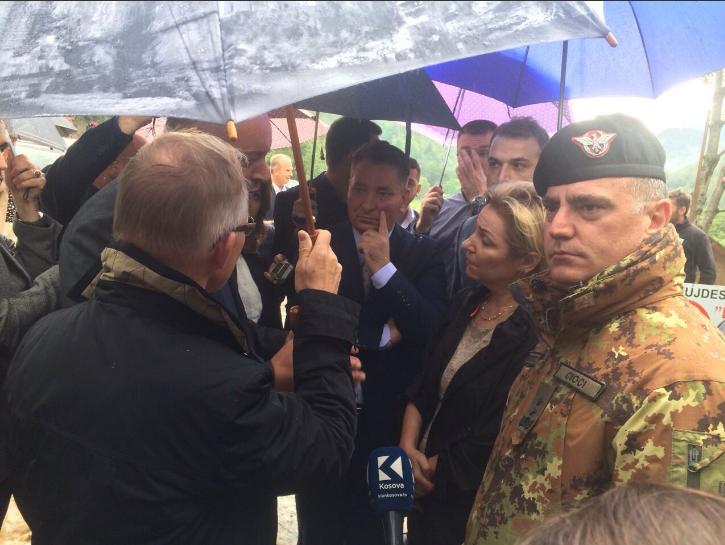 Evropske diplomate posetile Specijalnu zaštićenu zonu oko manastira Visoki Dečani