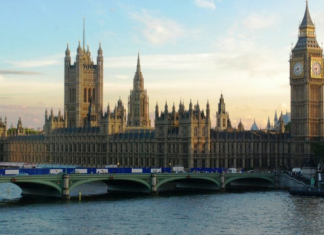 Glavni grad Velike Britanije