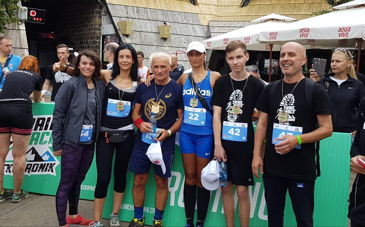 Trail race Kopaonik Mitrovčani