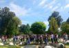 oliver ivanovic 6 month memorial tribute service in Belgrade