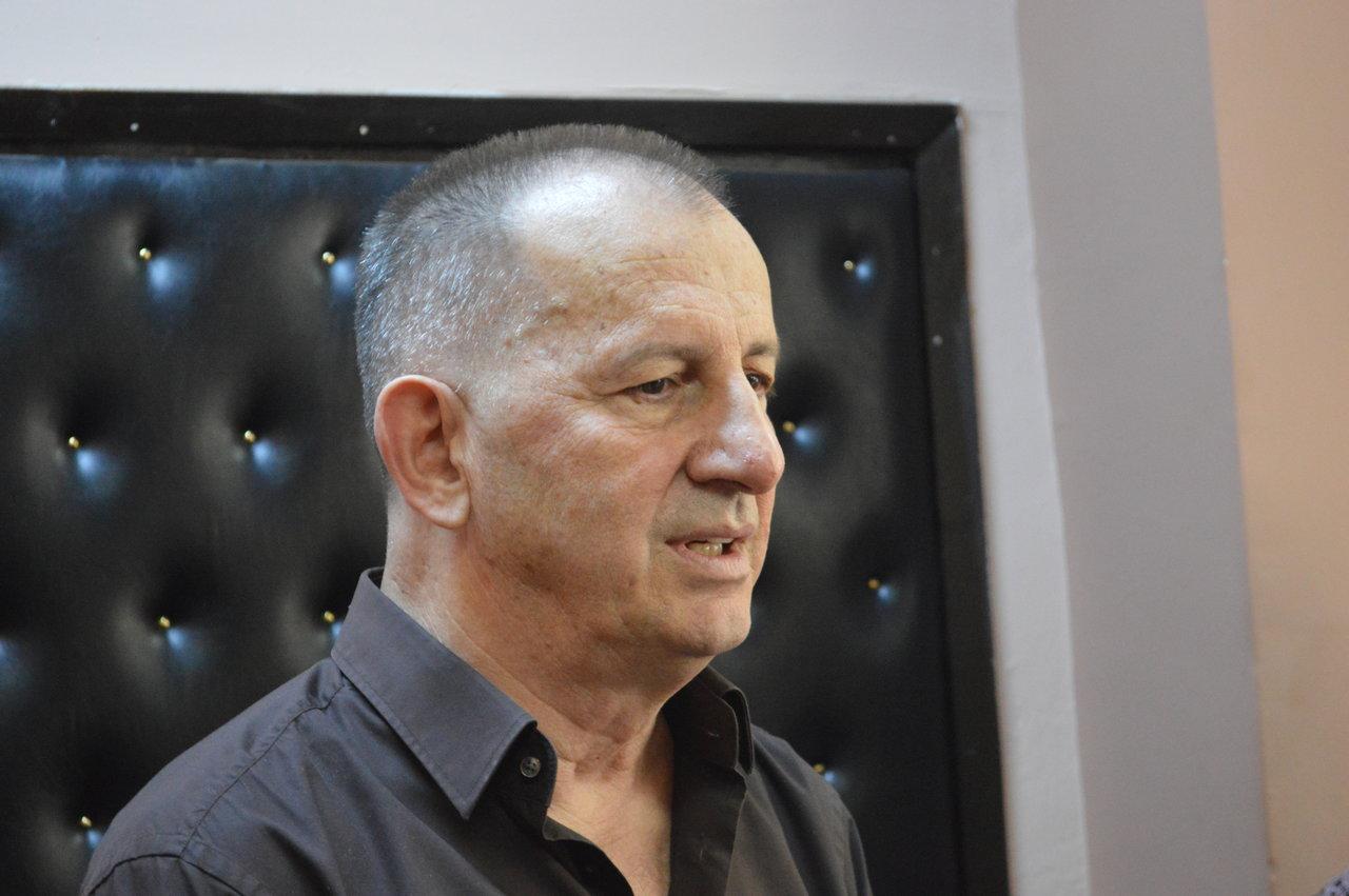 Milan Ivanović direktor KBC Kosovska Mitrovica