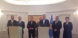 Tači i predstavnici Albanaca sa juga Srbije
