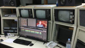 U prostorijama ZVO-a je i televizijski studio koji se koristi za produkciju emisija o srpskoj manjini u Hrvatskoj/BBC