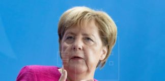 Angela Merkel FOTO: EFE