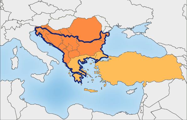 Balkansko poluostrvo
