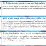 Srpska lista protiv igumana Save Janjića,Ksenije Božović i Momčila Trajkovića