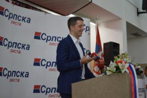 Marko Đurić razgor sa predsednikom Vučićem