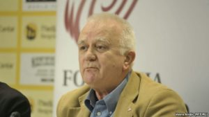 Dušan Janjić, Vesna Andđić RFE