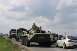 KFOR izvodi vežbu širom Kosova/Foto: KFOR