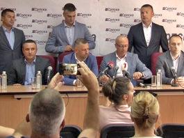Srpska lista konferencija Severna Mitrovica