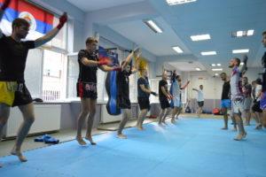 MMA letnji kamp, kosovska mitrovica