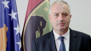 Ministar KBS-a Rustem Beriša