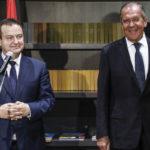 Dačić i Lavrov, Foto: MSP Rusije