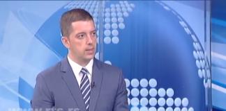 Marko Đurić na RTS-u