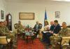 Kuoči i Gaši na sastanku, Foto: Kosovsko ministarstvo unutrašnjih poslova