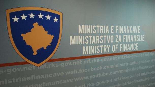 Kosovsko ministarstvo finansija