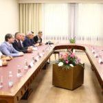 Predstavnici Albanaca iz tri opštine i Bušati