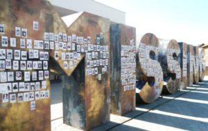 Spomenik nestalim u Gračanici FOTO: RTV Kim