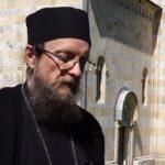 Iguman Visokih Dečana arhimandrit Sava Janjić