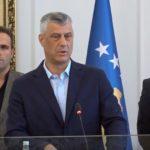 Kosovski predsednik i Kamberi, Foto: Rokum TV
