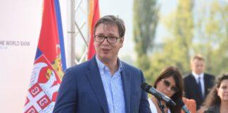 Aleksandar Vučić/FOTO: TANJUG/DRAGAN KUJUNDŽIĆ