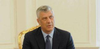 Hašim Tači ,FOTO: http://www.president-ksgov.net