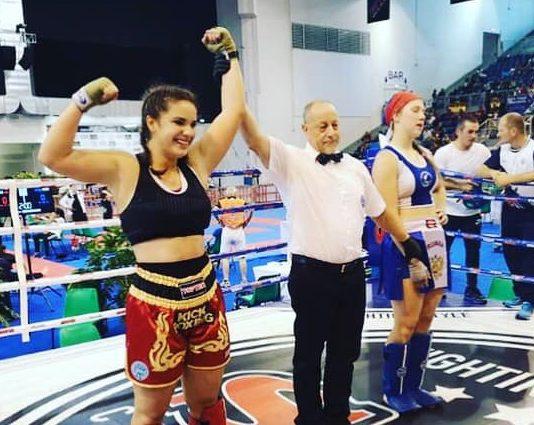 Natalija Savić, prvakinja sveta