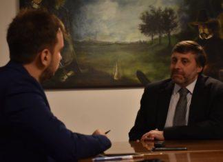 Nikola Burazer and Matthew Palmer; Photo: European Western Balkans