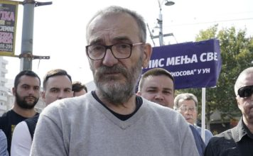 Potpredsednik Narodne stranke Siniša Kovačević