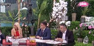 Srđan Popović u jutrašnjem gostovanju na Pinku