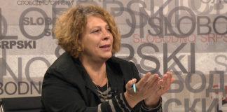 Novinarka iz Prištine Violeta Oroši