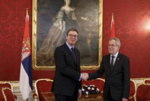 Vučić Van der Belen